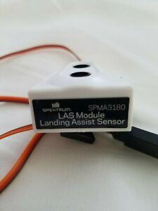 Spektrum SPMA3180 Landing Assist Sensor Module for E-flite STS, Carbon Cub