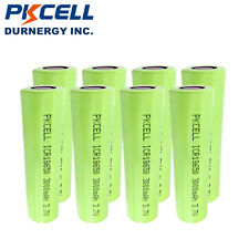 8 x 18650 Vape Mod Batteries 3.7V 3000mAh Lithium Li-Ion Rechargeable Battery