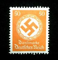 Authentic Germany MNH WWII Emblem Stamp 1934 PF50 Issue Official