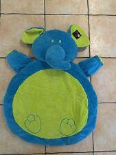 Newborn Blue Unisex Baby Play Mat/Gift Elephant-Elsa