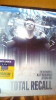 Total Recall  - Blu-ray (2012) Kate Beckinsale ,Colin Farrell , Bokeem Woodbine