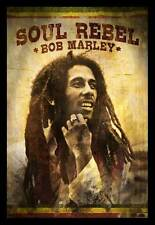 POSTER Bob Marley Soul Rebel