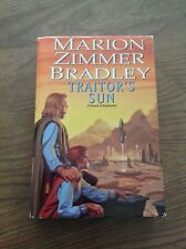 Traitor's Sun by Marion Zimmer Bradley (1999, Hardcover)