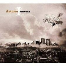 "AUTUMN ""ALTITUDE"" CD 13 TRACKS GOTHIC METAL NEU"