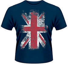 The Who - Union Jack Flag T-Shirt Homme / Man Taille / Size M PLASTIC HEAD