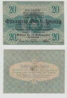 20 Goldpfennig Banknote Leipzig Handelskammer 8. Dezember 1923 (136735)
