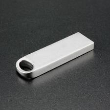 64GB Portable Mini Metal Silver USB2.0 Flash Stick Memory Drive Pen Storage New+