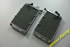 Aluminum Radiators For Ferrari 512 TR 1991-1994; F512M 1995 Both Sides