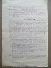 Disposizioni Castelfranco Emilia Disoccupazione Bracciantato Agricolo Modena1930