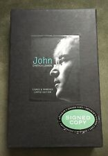 John Lennon Autographed Limited Edition by Cynthia Lennon Signed HB in slipcase