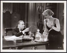 MADGE EVANS Lew Cody SPORTING BLOOD 1931 Vintage Orig Photo sexy actress