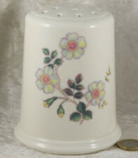 St Michaels large plastic sugar or flour shaker stopper just over 4 inches tall