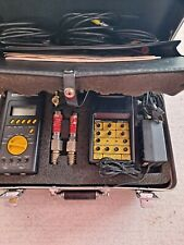 Parker Hydraulics Pressure Test Kit With handheld meter & data graphic printer.