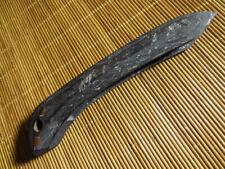 Warren Thomas Custom Knives Carbon Fiber Jumbo Tweezers with COA - NEW