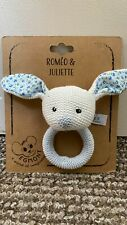 Romeo & Juliette Baby Rattler