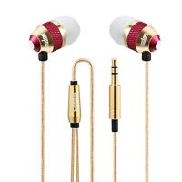 Sephia SP1050 Noise Isolating in-ear Earphones Headphones, HEAVY DEEP BASS for i