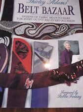 FABRIC BELT PATTERN BOOK DOZENS OF DESIGNS FOR ALL OUTFITS AND OCCASIONS