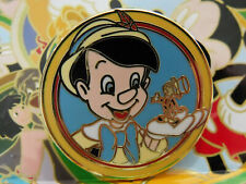 2012 Disney Best Friends Pinocchio & Jiminy Cricket Mystery Trading Pin