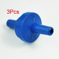 3 x clapets anti-retour en plastique pour pompe à air d'aquarium  WT