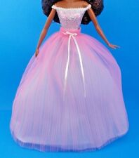 2017 BARBIE BIRTHDAY WISHES MODEL MUSE DOLL COLLECTOR DRESS SKIRT & TOP 2 PC