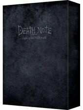 Death Note Light Up the New World complete set 3 Blu-ray Booklet Japan