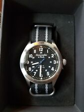 Abercrombie & Fitch Watch Stainless Steel with Black Nylon Bands 39MM Mens