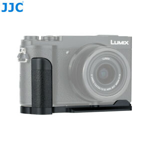 Metal Camera Hand Grip Holder Bracket for Panasonic Lumix GX85 GX80 GX7 Mark II