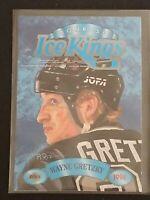 1993-94 Donruss Ice Kings #4 Wayne Gretzky LOS ANGELES KINGS