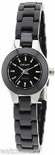 DKNY NY8645 Ceramic Black Dial Black Ceramic Strap Women's Watch