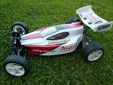 Schumacher Bosscat Car Body Undertray e Wing Set NUOVO LEXAN Gatto Vintage