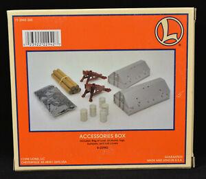 Lionel 6-22942 Accessories Box NIB