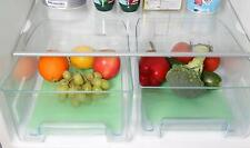 4x Fridge Drawer Liner Mat Keep Fruit & Veg Fresh Kitchen Food Storage Cleaning