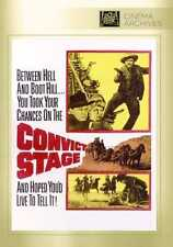 Convict Stage DVD (1965) - Harry Lauter, Don 'Rojo' Barry, Lesley Selander