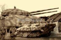 WW2 Picture Photo Landkreuzer P 1000 Ratte Heaviest Projected Tank 3148