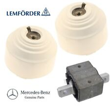NEW Mercedes W230 SL550 Set of 2 Engine Motor Mounts Left and Right Premium