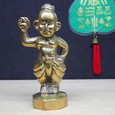 Boy figurine Guman Thong Buddha AI Kai Luck Gambling Money Kumarn Spirit Voodoo