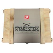 Zwilling Steakbesteckset 12 teilig (07150-359-0) 6xMesser 6xGabeln NEU