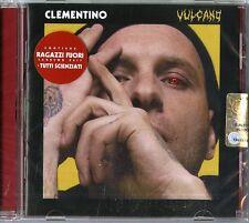 Clementino - Vulcano CD (nuovo album/ disco sealed)