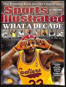 Cleveland Cavaliers LeBron James Sports Illustrated No Label
