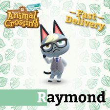 Raymond + 200nmt Villagers Animal Crossing New Horizons