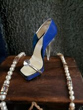 Just The Right Shoe Engaged by Raine - Nib - Coa - Rare & Hard To Find.