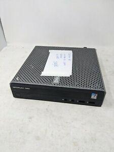 Dell DC01T OptiPlex FX160 Atom 230 1.6GHz Single Core 1GB RAM - NO HDD/NO OS