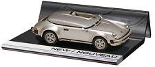 Porsche 911 Speedster Race 1957 Silver 1:43 Model 143225 SOLIDO
