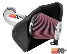 K&N PERF Air Intake Kit For JEEP GRAND CHEROKEE SRT 8 V8-6.4L, 12-18 77-1567KS