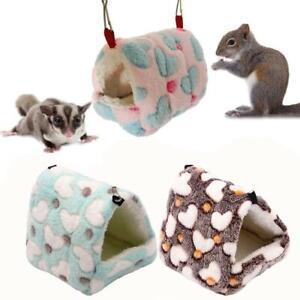 Hammock Nest Ferret Rabbit Guinea Pig Rat Hamster Mice Bed Toy Warmer House Hot