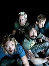 Foo Fighters Poster 24x36 Group Pose