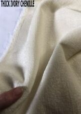 3 - 5 Metres Chenille Craft Fabric Lots