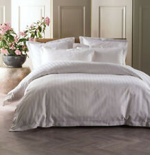 Linen House 1000 Thread Count Vaucluse White Queen Quilt Cover Set New