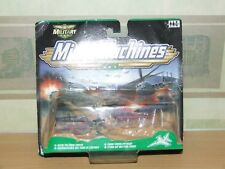 Micro Machines MILITARY COLLECTION - RECON THE COMM TOWERS Galoob Brand New