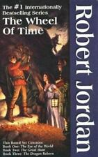 Wheel of Time by Robert Herron (1993, Paperback)